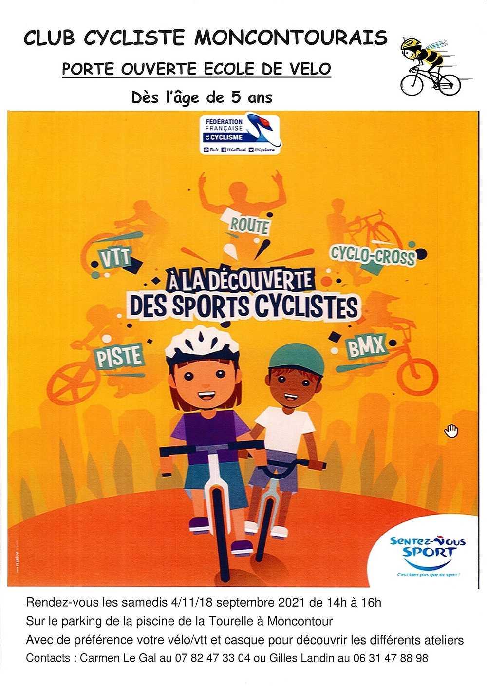 Club cycliste moncontourais 0